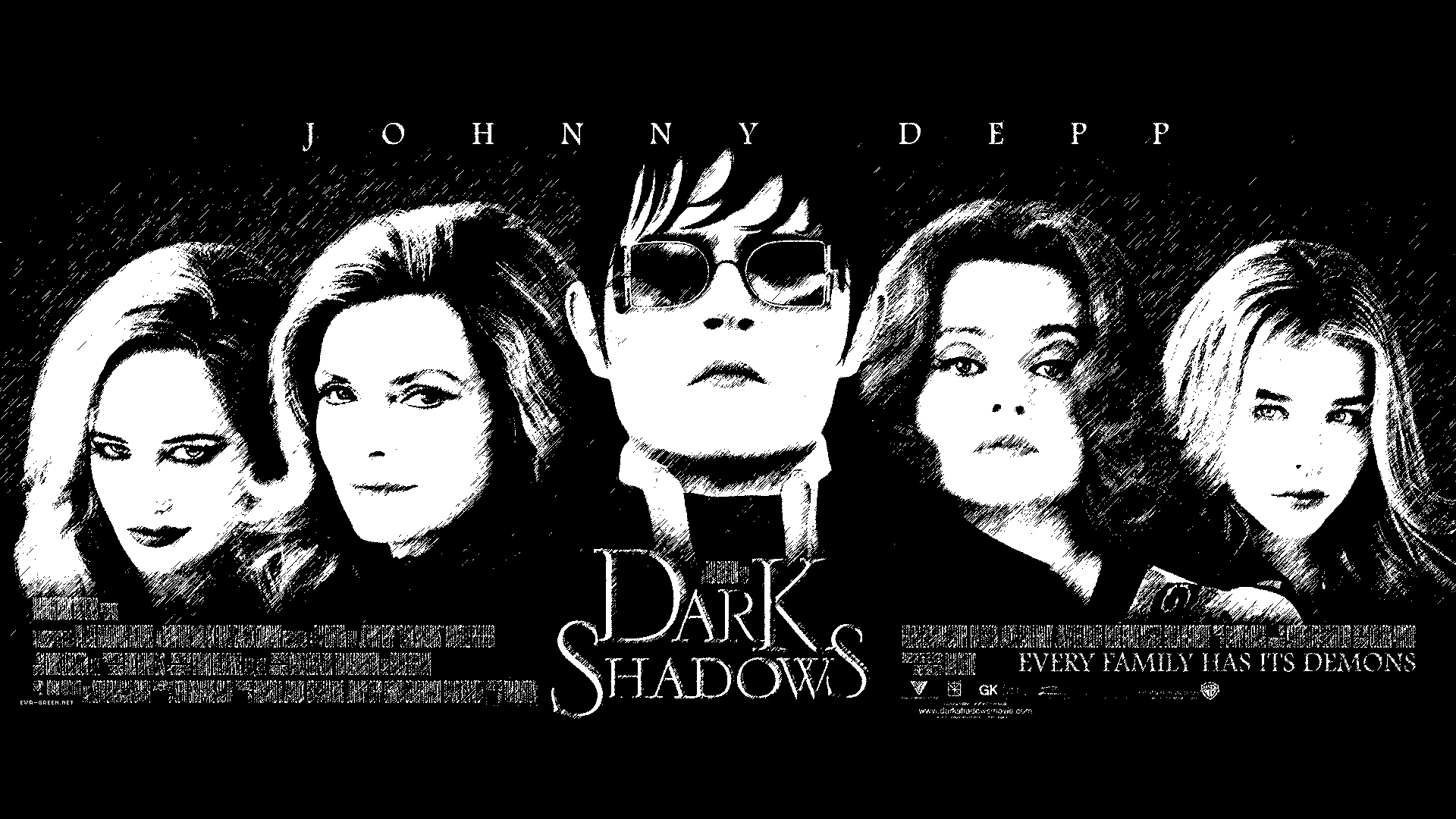 Burtons Dark Shadows images wallpaper dark shadows wallpaper photos 1920x1080