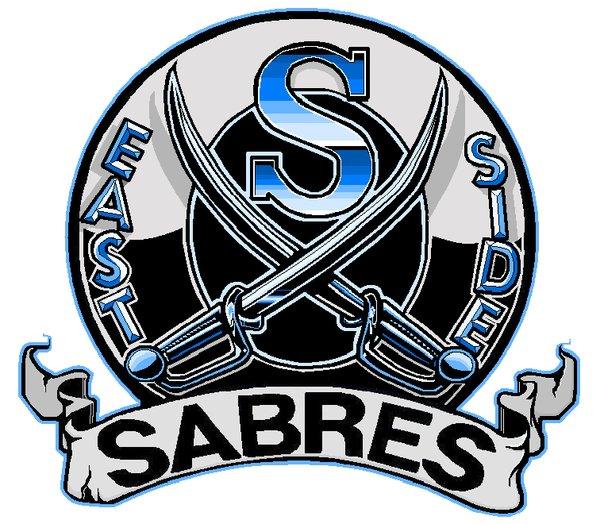 Sabres Logo Wallpaper East side sabres logo by 604x524
