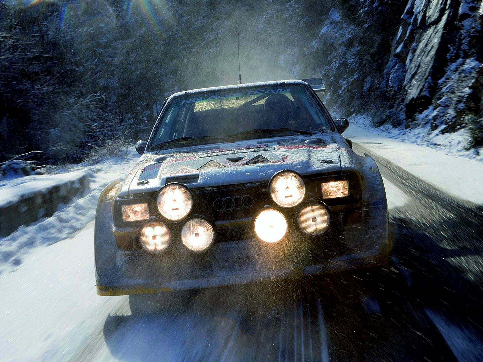 Group B Rally Wallpaper Wallpapersafari