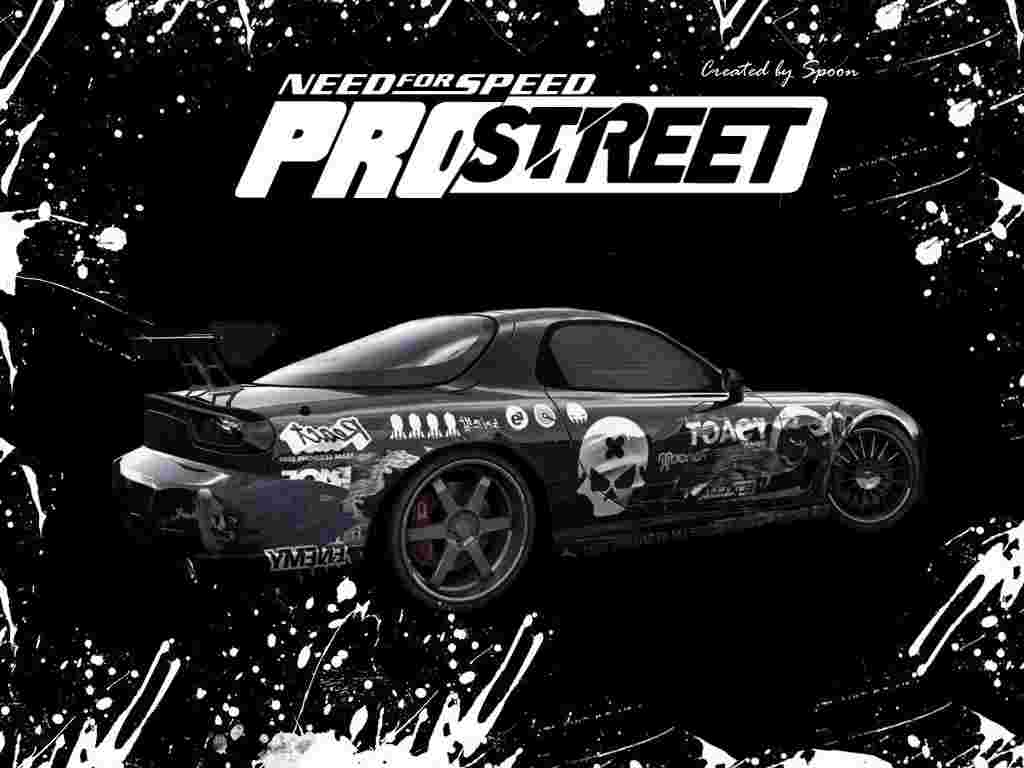 wallpaper   Need for Speed ProStreet   Games   Wallpaper Collection 1024x768