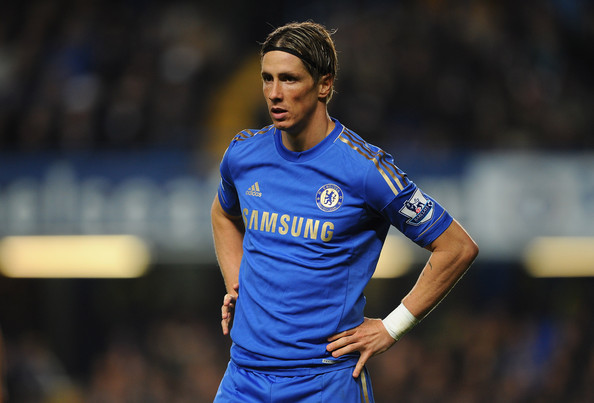 Fernando Torres Chelsea Wallpapers 2013 Football Players Wallpapers 594x403