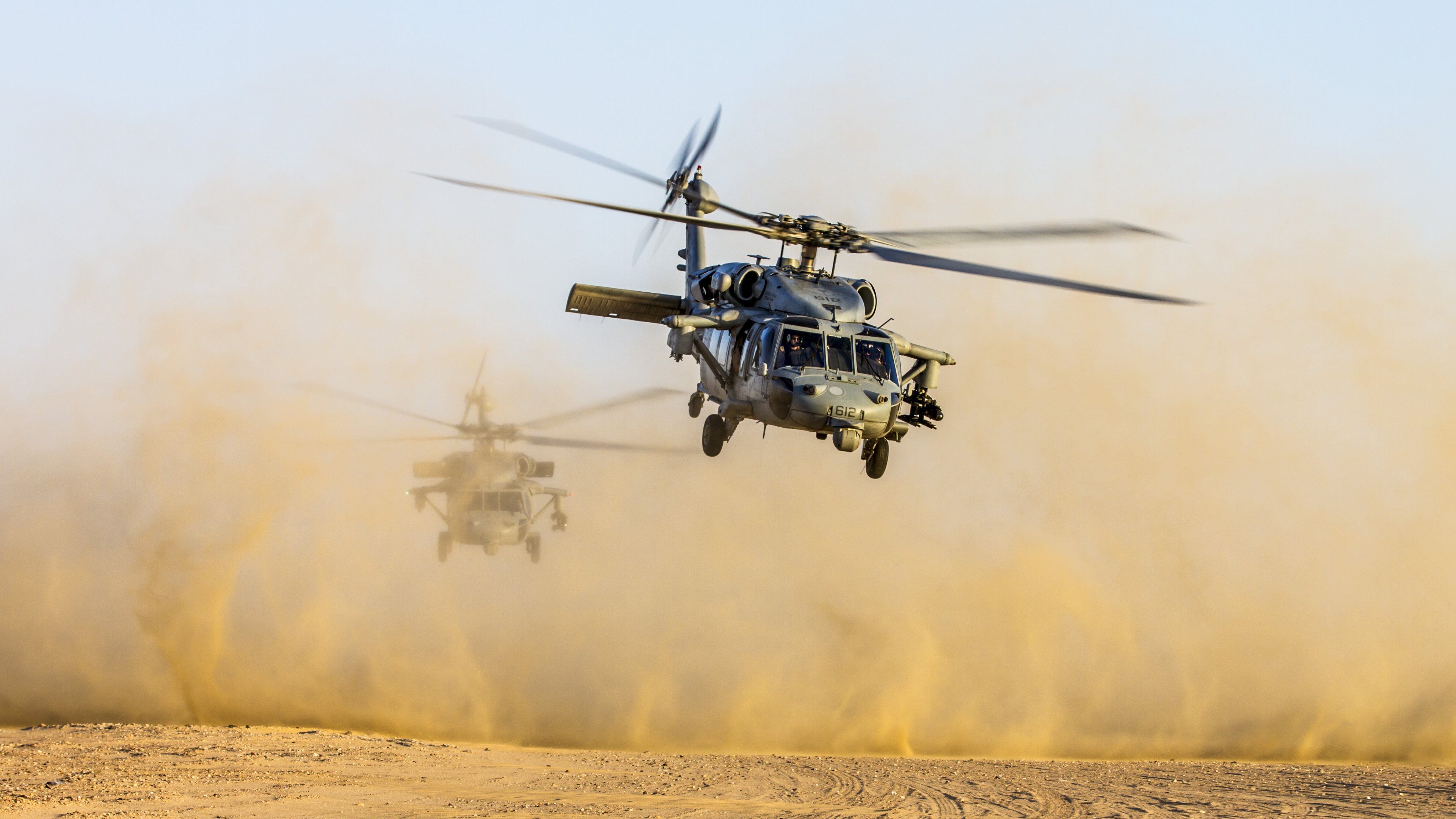Military Helicopter Wallpaper HD 2822 3840x2160   uMadcom 3840x2160