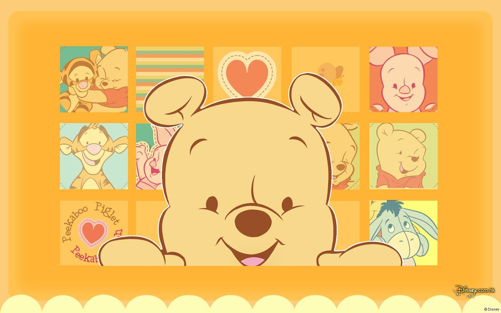 Baby winnie the pooh wallpaper wallpapersafari voltagebd Gallery