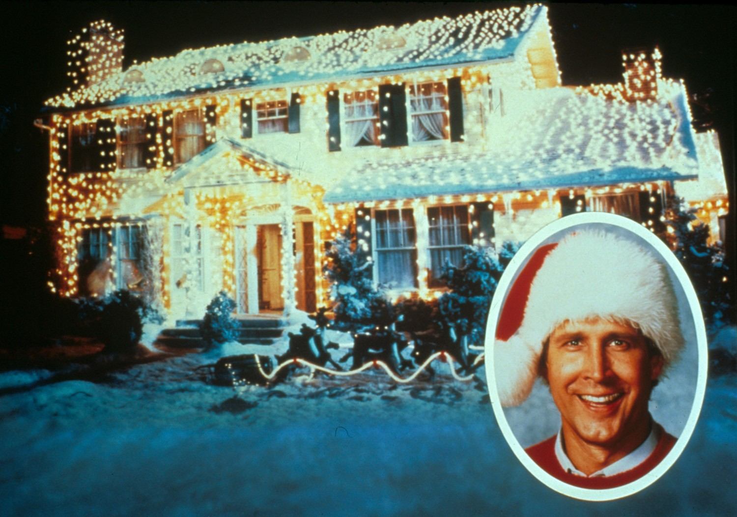 National Lampoons Christmas Vacation HD wallpaper and background 1500x1052
