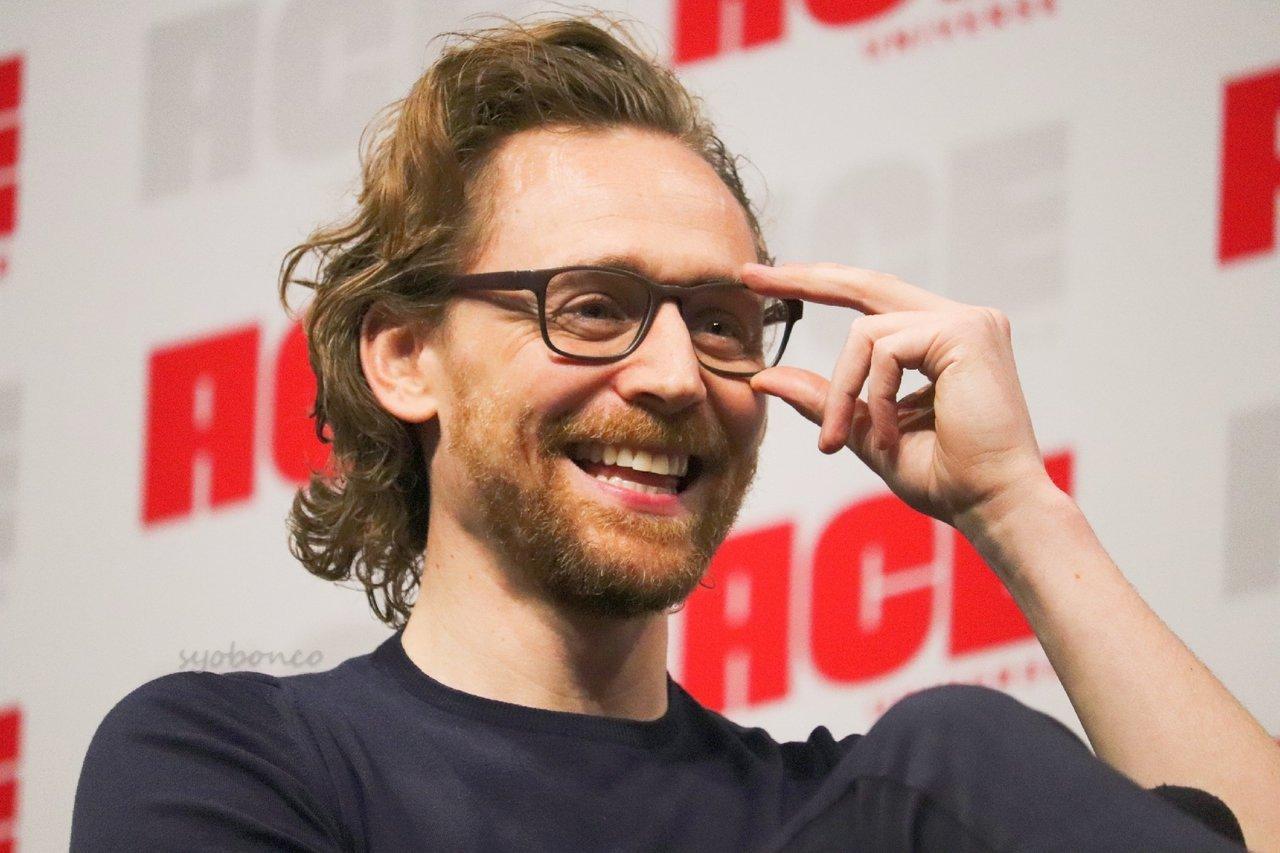 Tom Hiddleston Bilder Tom Ace Comic Con Arizona January 13 2019 1280x853