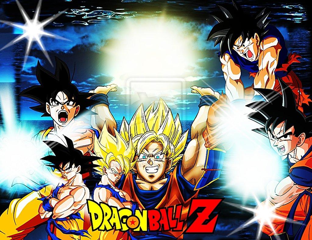 Goku Kamehameha Wallpaper Goku kamehameha and genkidama 1024x787