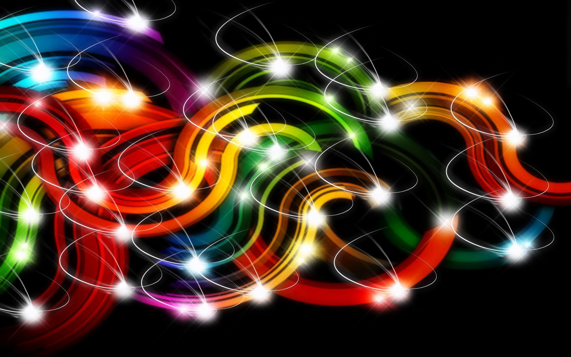 abstract color desktop wallpaper HD Wallpaper 3D Abstract 1920x1200