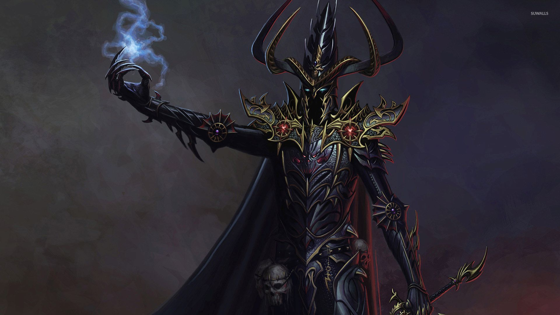 Dark Elf from Warhammer wallpaper   Game wallpapers   52453 1920x1080
