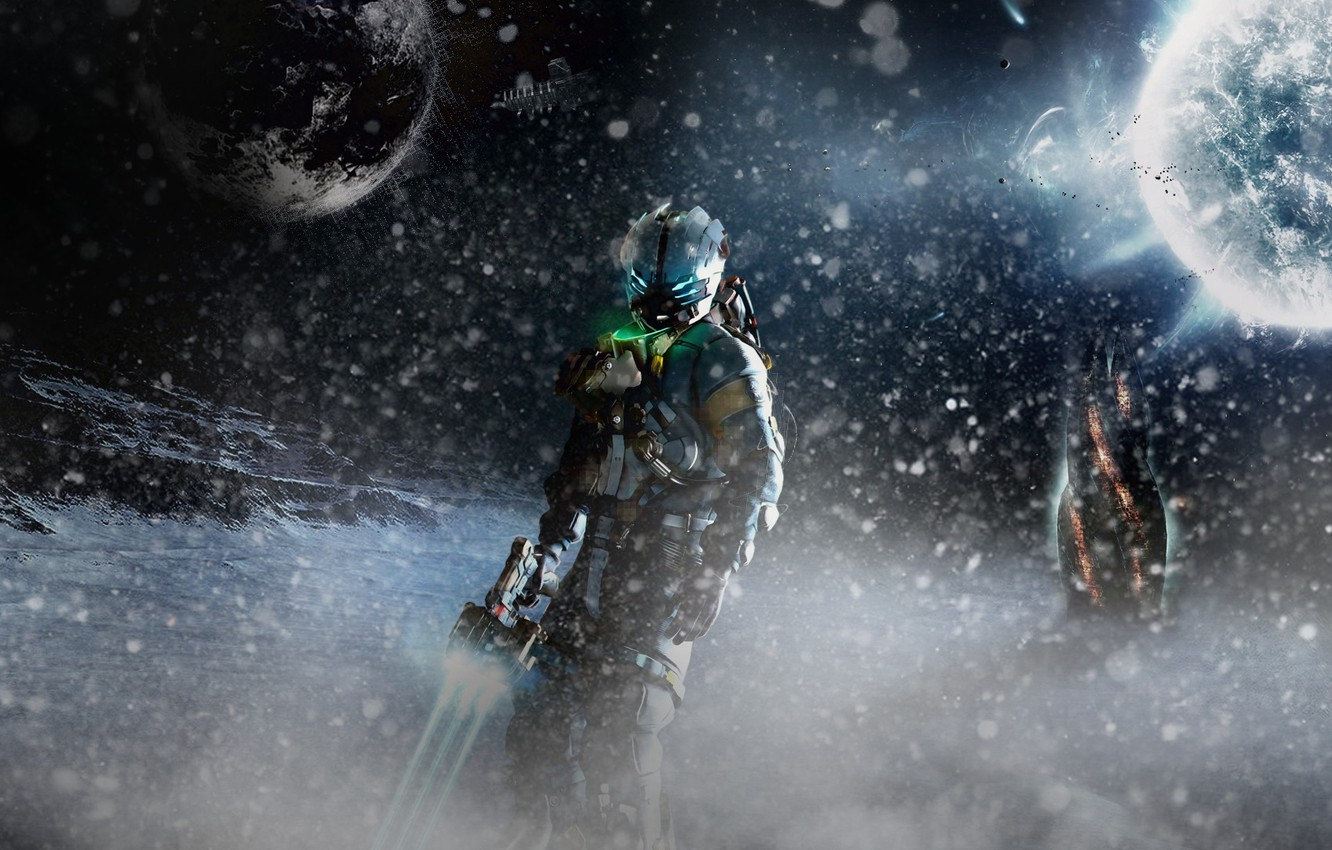 Wallpaper Space Dead Clarke Isaac images for desktop section 1332x850