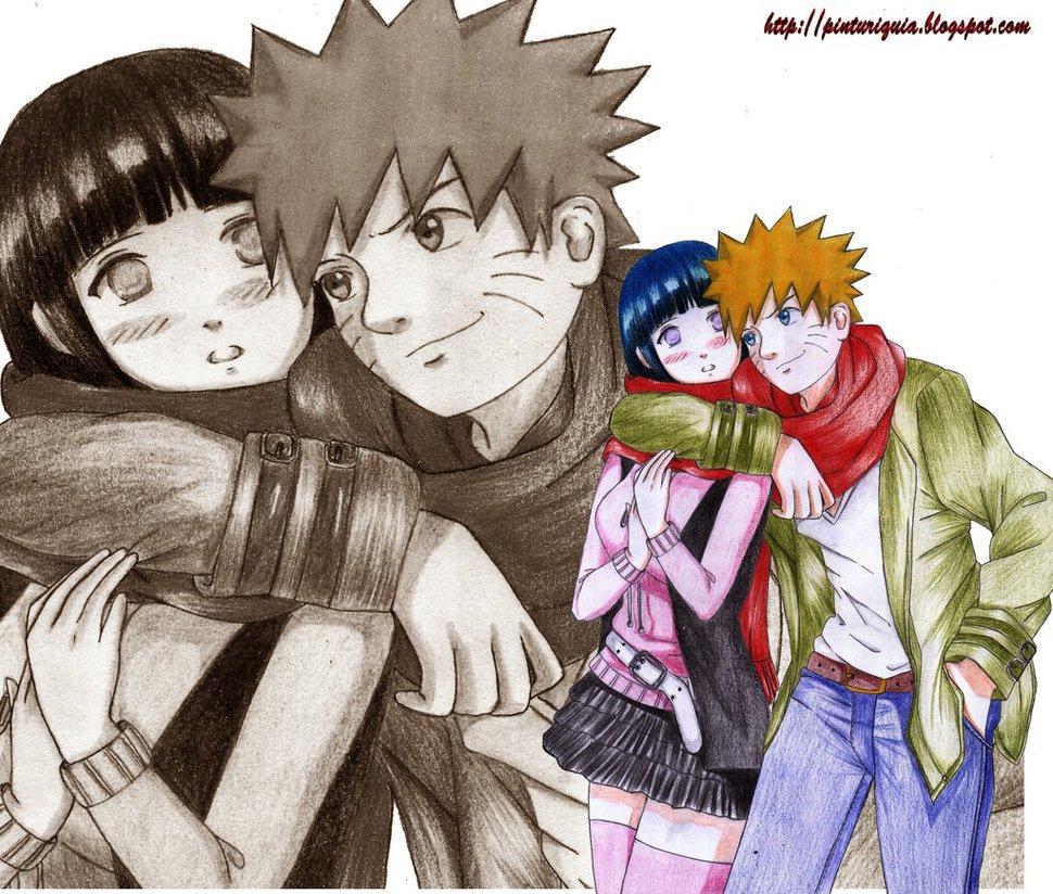 Naruto Love Hinata Wallpaper
