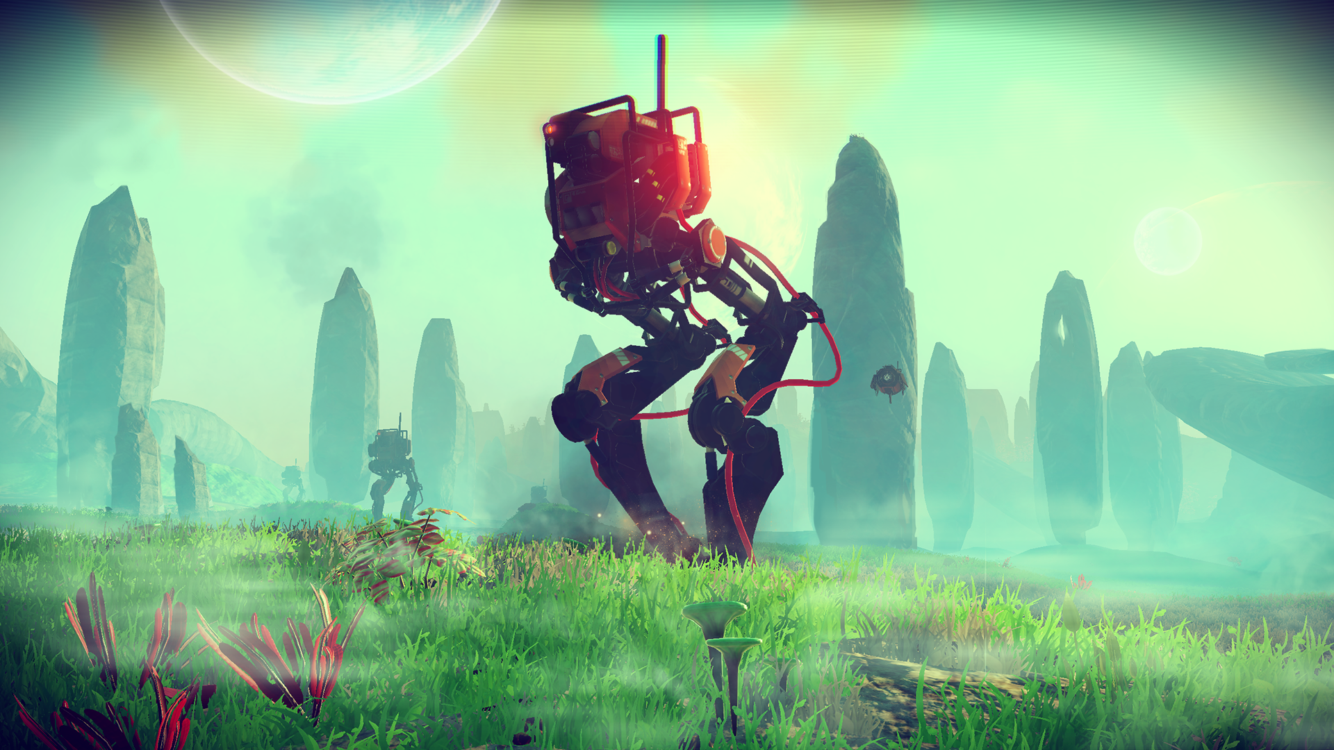 So what exactly happens in No Mans Sky Polygon 1920x1080
