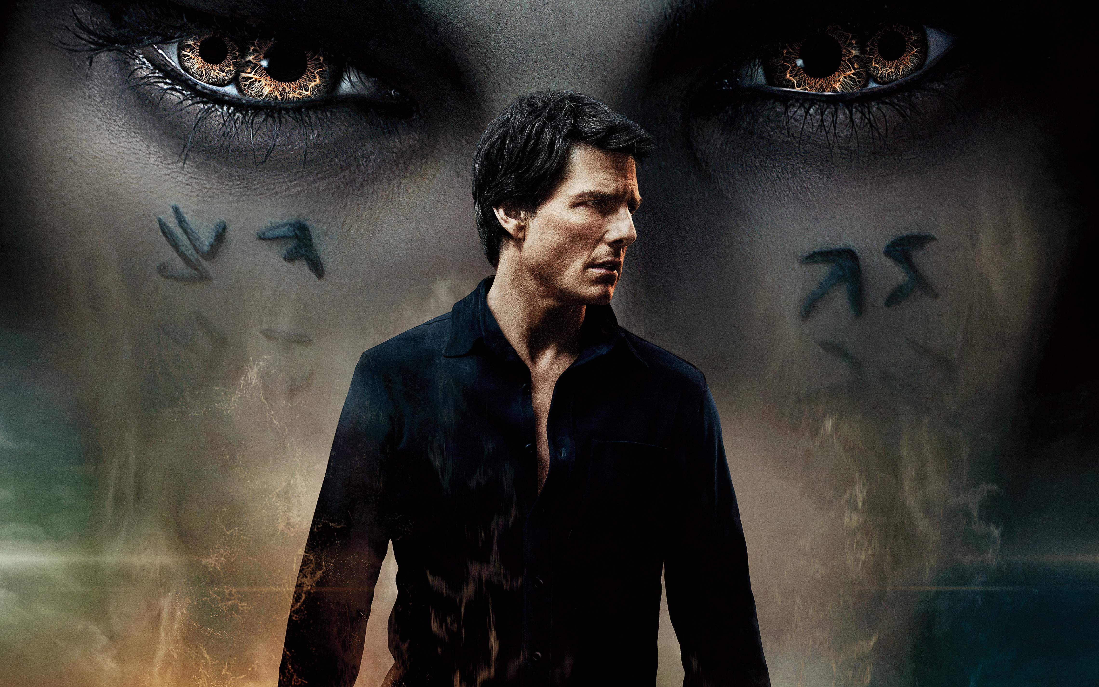 Giveaway The Mummy DVDs signed Tom Cruise poster Moviehole 4560x2850