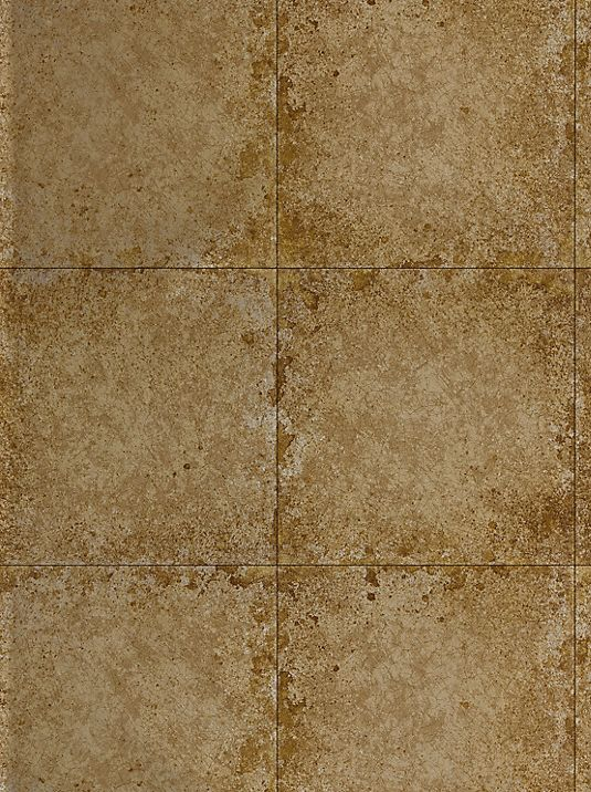Zoffany Lustre Tile Wallpaper Bronze Great Wallpapers Pinterest 535x716
