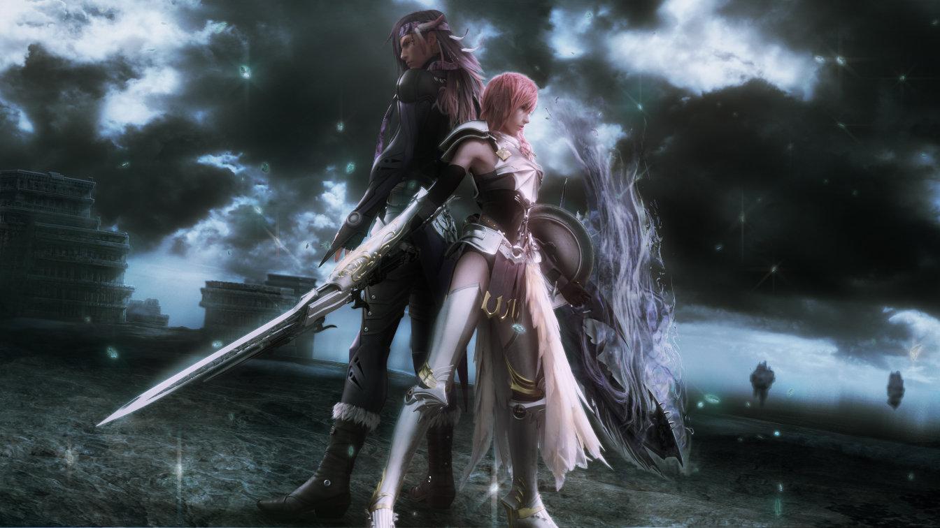 Final Fantasy XIII 2 First Trailer 1344x756
