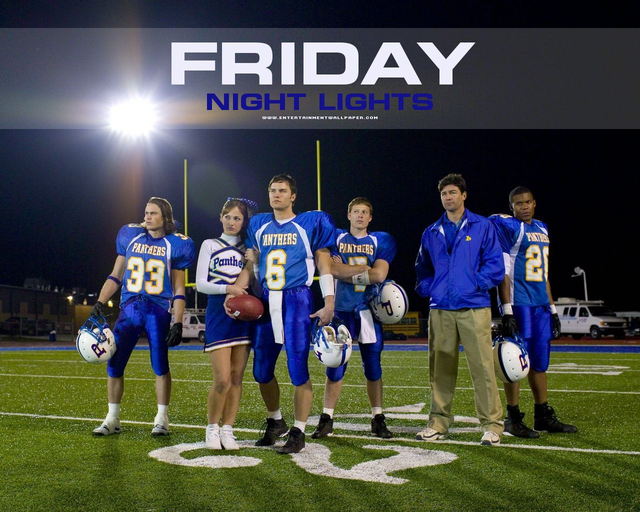 Friday Night Lights Wallpaper Clear Eyes   Viewing Gallery 1280x1024