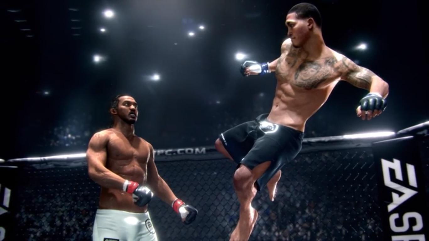 UF CHAMPION UFC Gallery UFC MMA Wallpaper Desktop Background Images 1366x768
