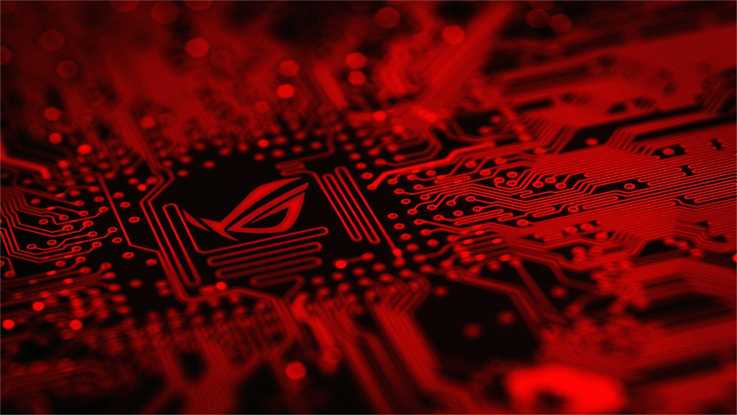 4k Red And Black Gaming Wallpaper 1360215768 Gaming 2560x1441