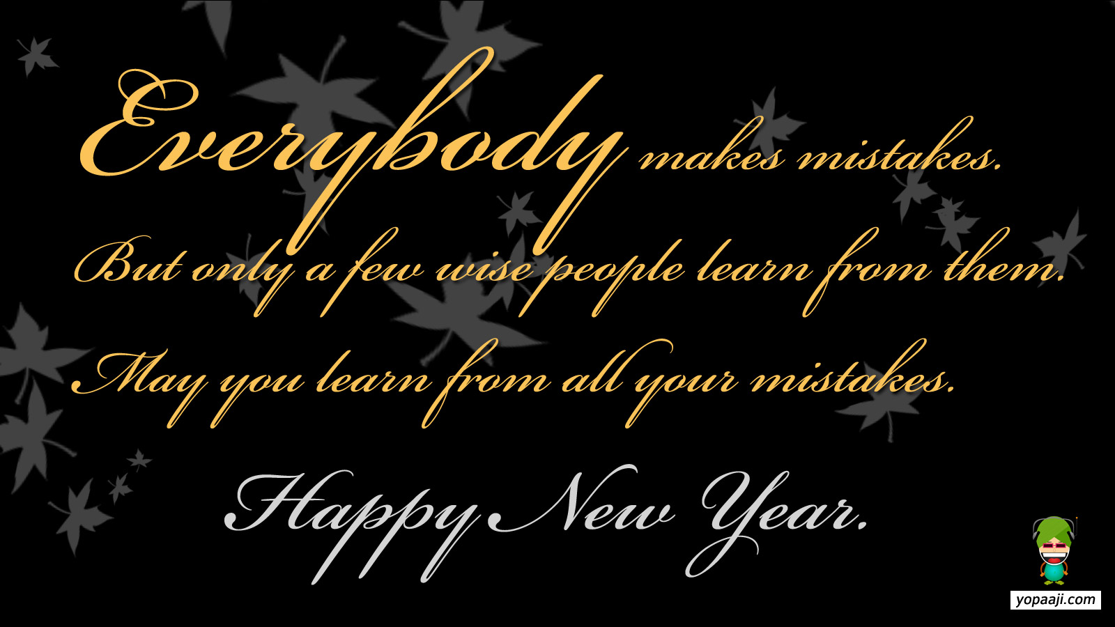 4488 New Year Quotes HD Wallpaper   WalOpscom 1600x900