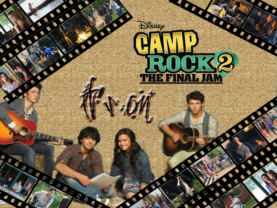 camp rock 2 wallpaper by kimpossible2Be 900x675