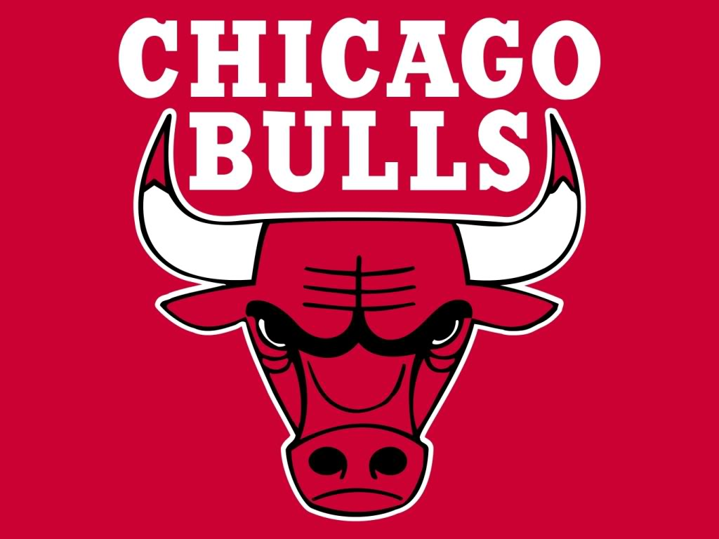 Chicago Bulls 3d Logo Wallpaper Chicago Bulls 3d Logo Wallpaper 1024x768