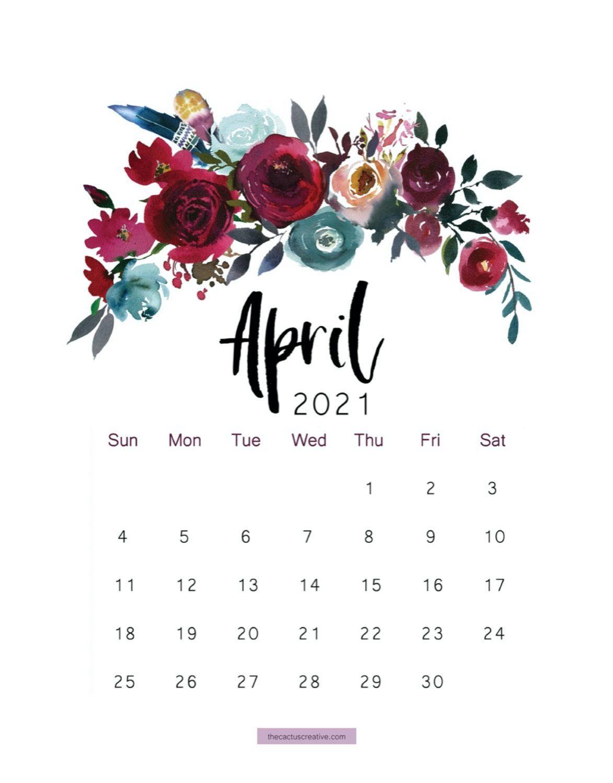 April 2021 Calendar Wallpapers   Top April 2021 Calendar 1173x1500
