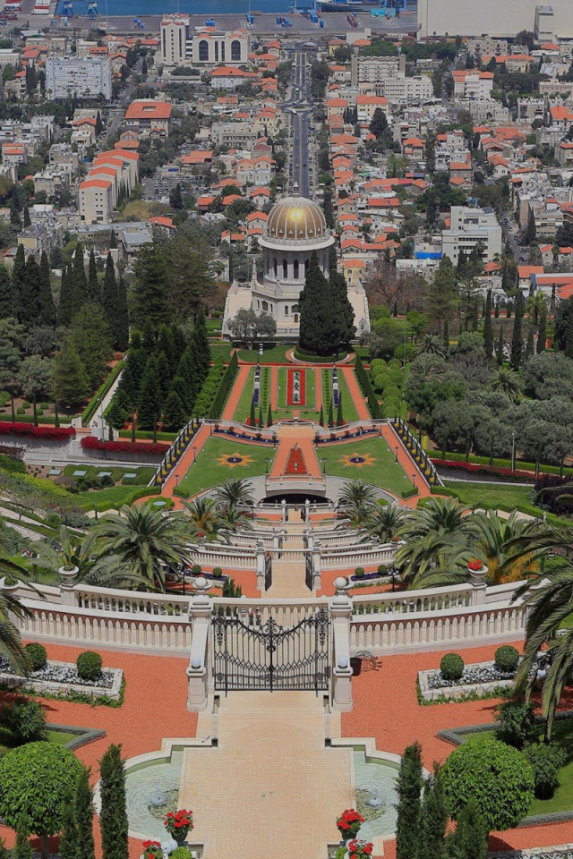 download 640x960 Haifa Israel Iphone 4 wallpaper [640x960 640x960