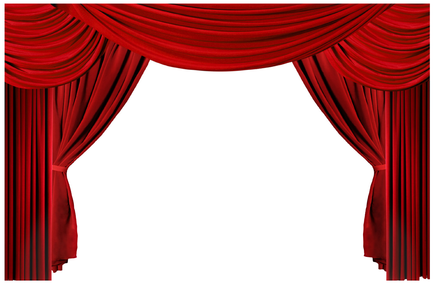 cartoon red curtains wallpaper - photo #18