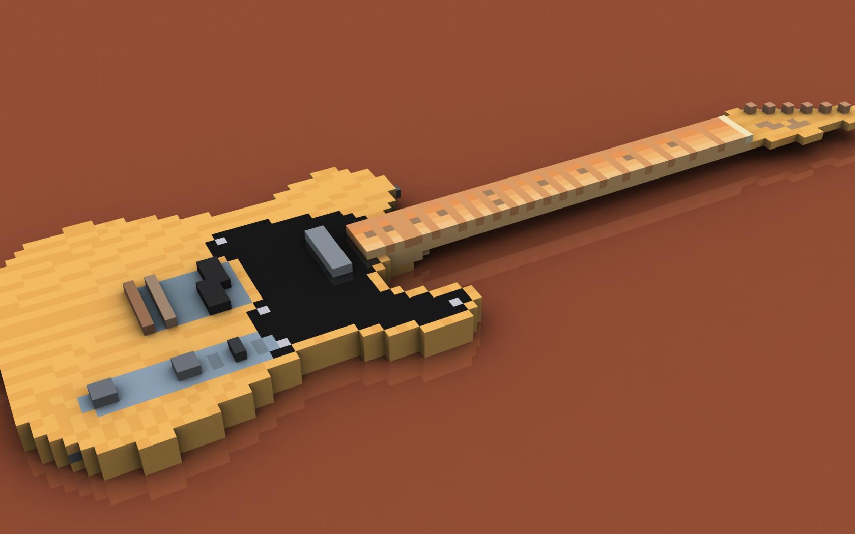 Fender Telecaster Wallpapers 1680x1050