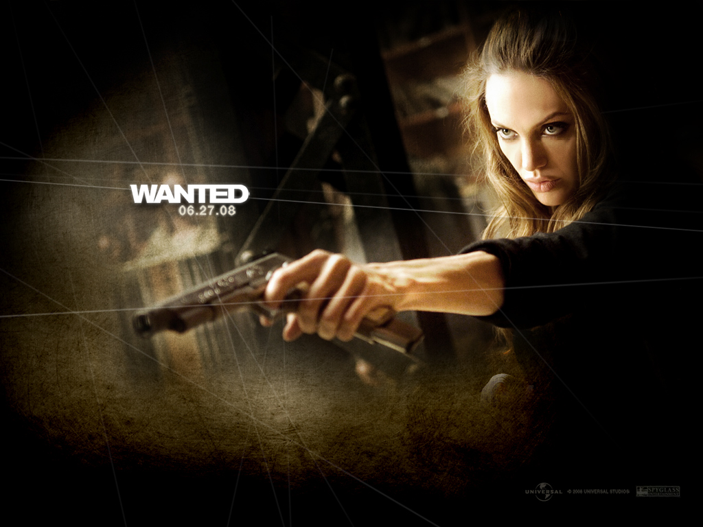Angelina jolie wanted wallpaper Clickandseeworld is all about Funny 1024x768