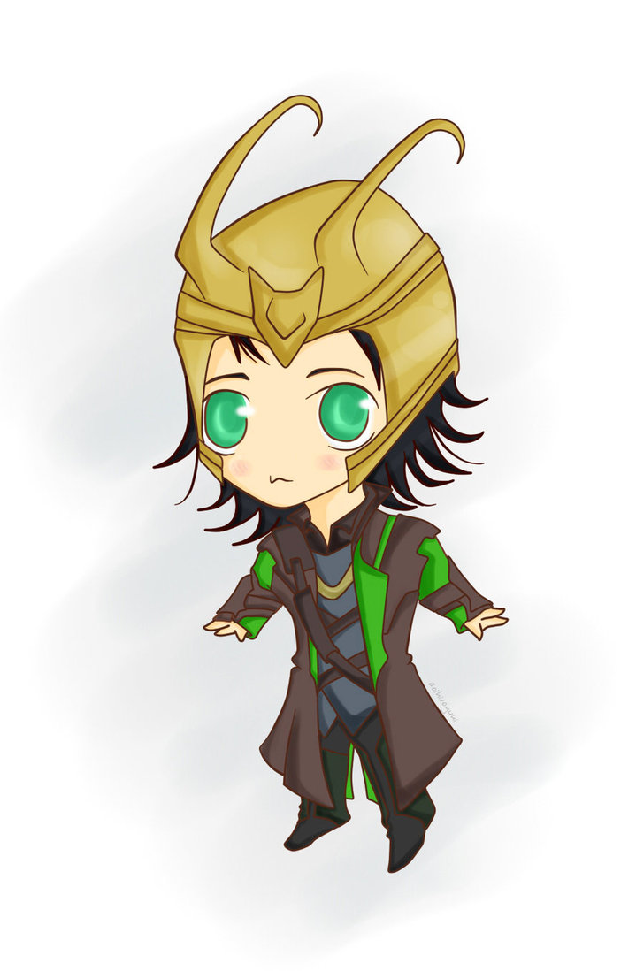 Chibi Loki Drawing Images Pictures   Becuo 728x1098