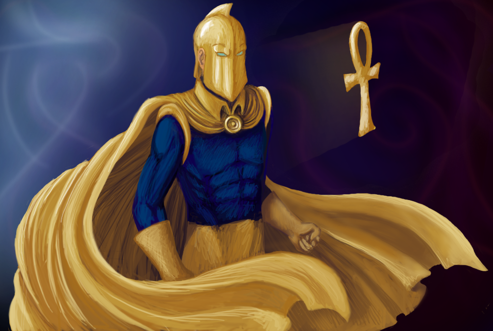 Doctor Fate by R Newman 1006x675