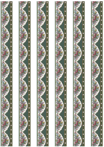 mini wallpapering hints for many years i applied wallpaper using an 415x584