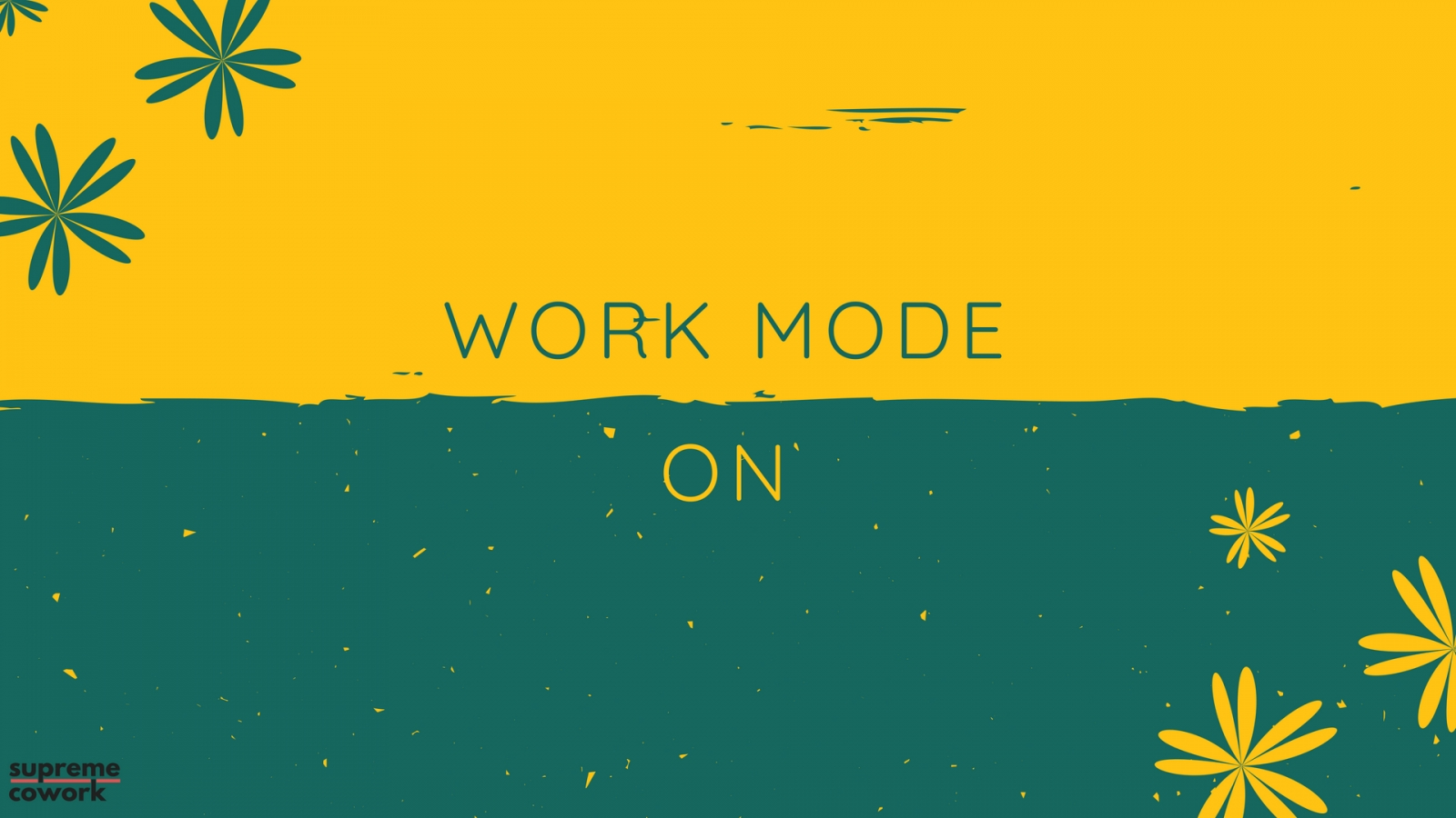 Work Mode On HD Desktop Wallpaper Background download 1600x900