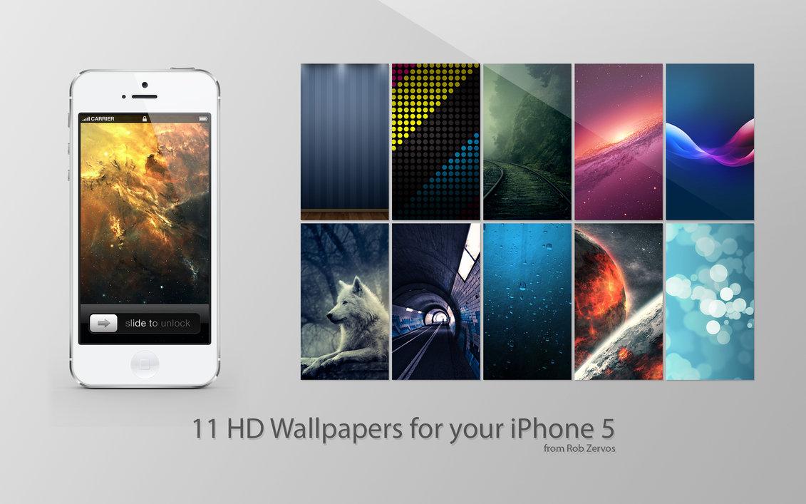 iPhone 5 HD Wallpaper pack by SpeedX07 1131x707