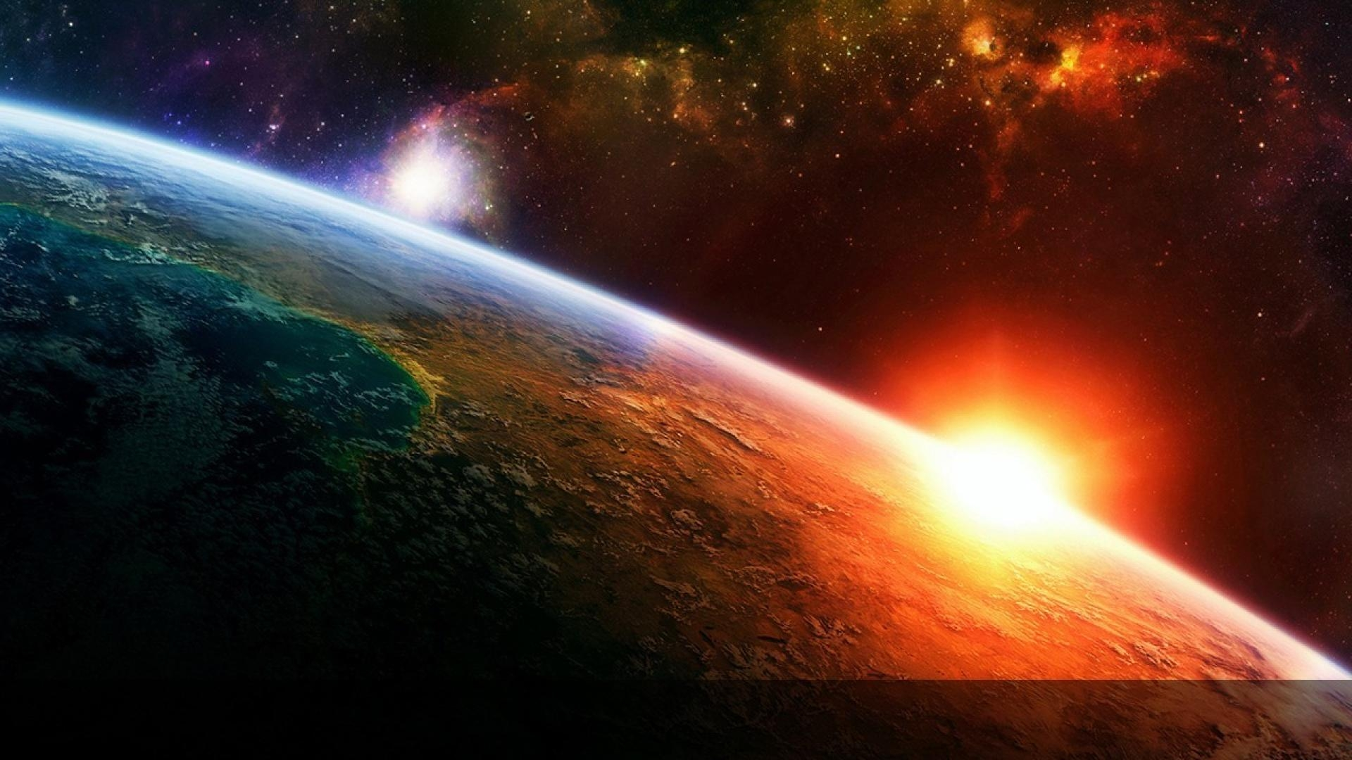 Cool Wallpapers 1920x1080 with Earth on Space HD Wallpapers for 1920x1080