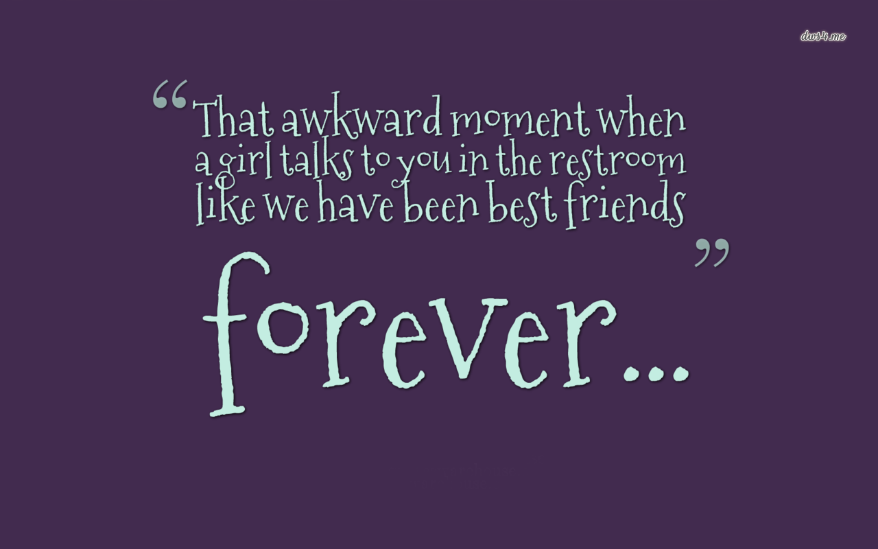 Quotes About Friends: Best Friends Forever Wallpaper