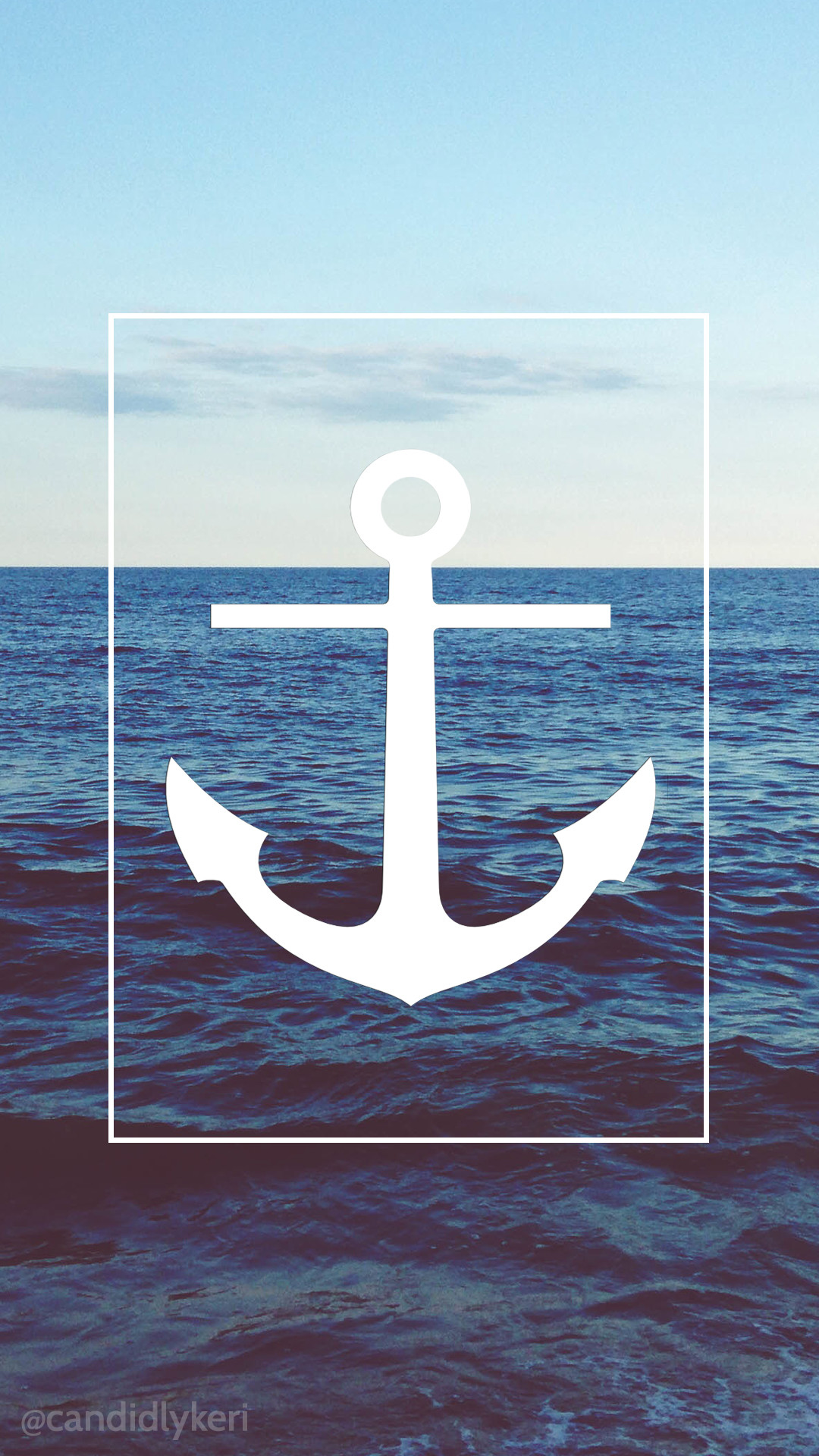 Anchor Wallpaper for iPhone 57 images 1080x1920
