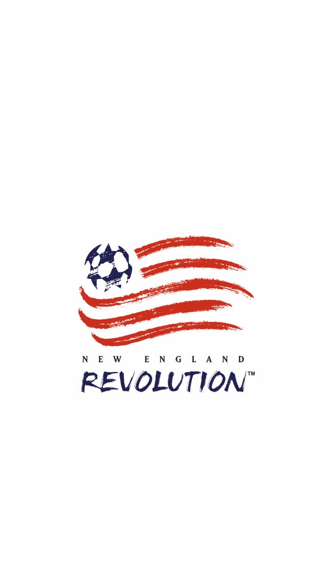 Kickin Wallpapers NEW ENGLAND REVOLUTION 640x1136