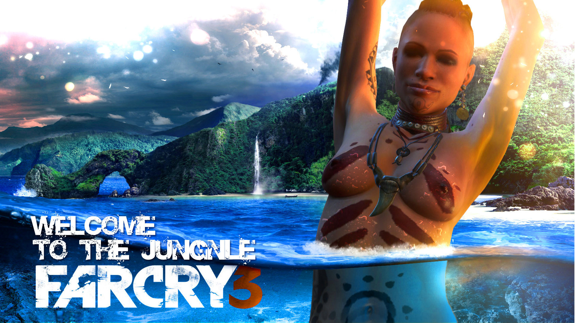 Far Cry 3 Wallpapers 19201080 23192 HD Wallpaper Res 1920x1080 1920x1080