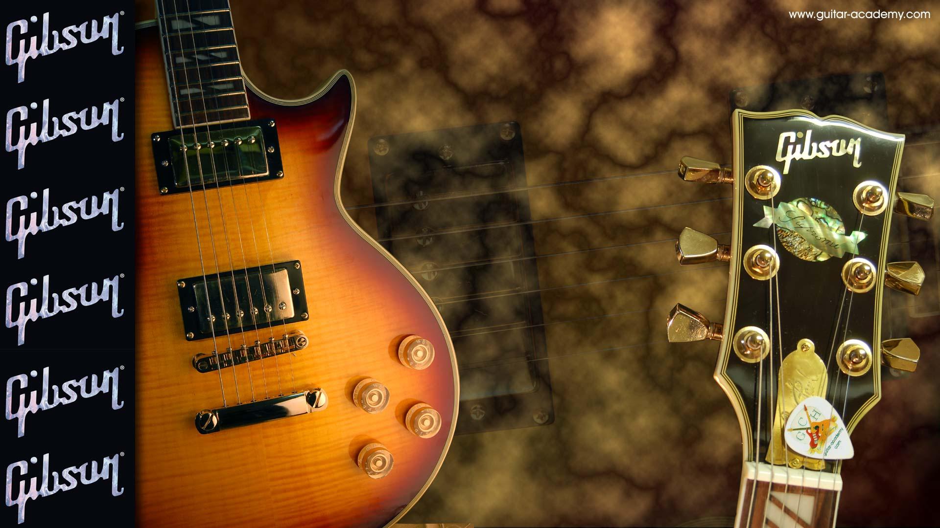 free guitar wallpaper and screensavers wallpapersafari