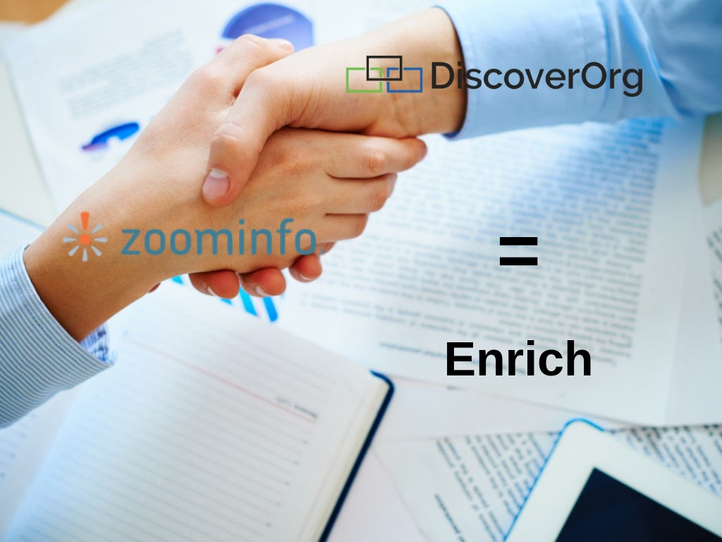 DiscoverOrg ZoomInfo Enrich B2B Marketing Valasys Media 1024x768
