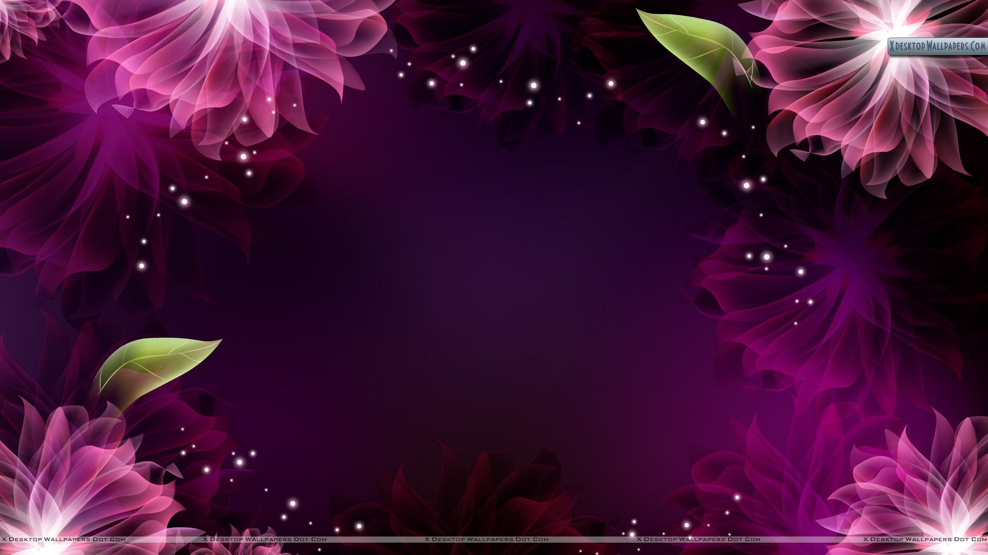 Free Download Abstract Flower Backgrounds Hd Wallpaper