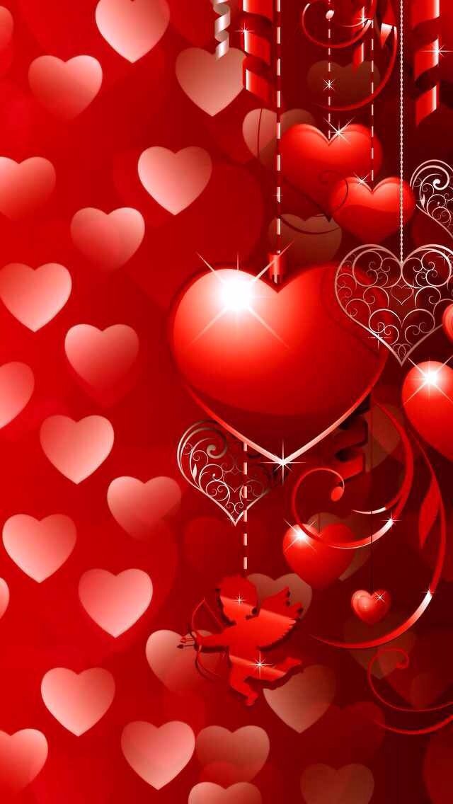 HAPPY VALENTINES DAY BE MY VALENTINE Heart wallpaper Heart 640x1136