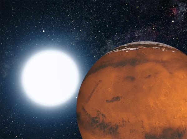 Картинки анимация марс