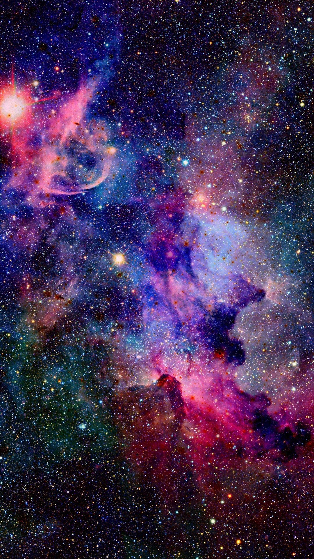 Space stars amazing awesome wallpaper Galaxy wallpaper 1080x1920