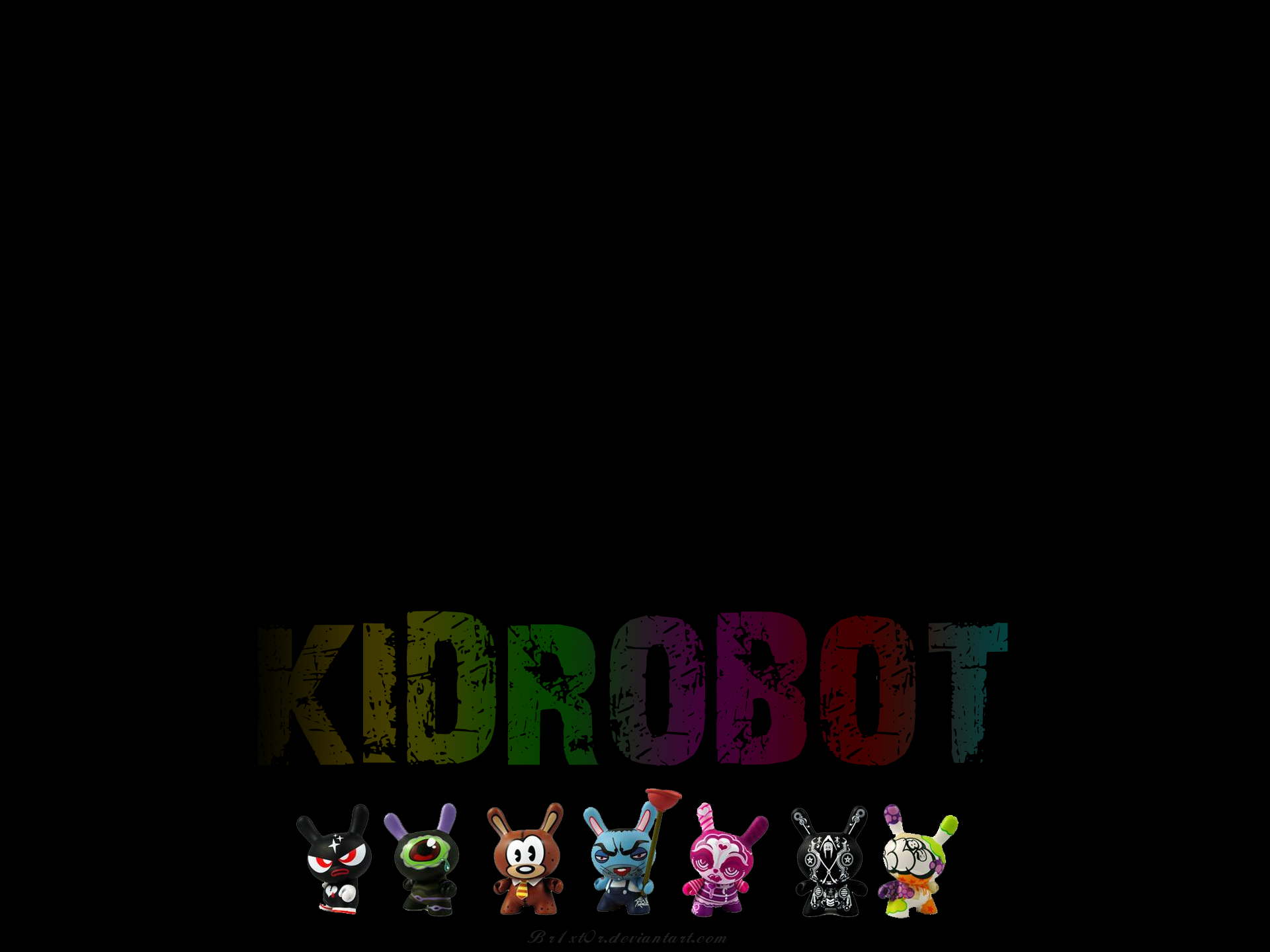 kidrobot wallpaper desktop -#main