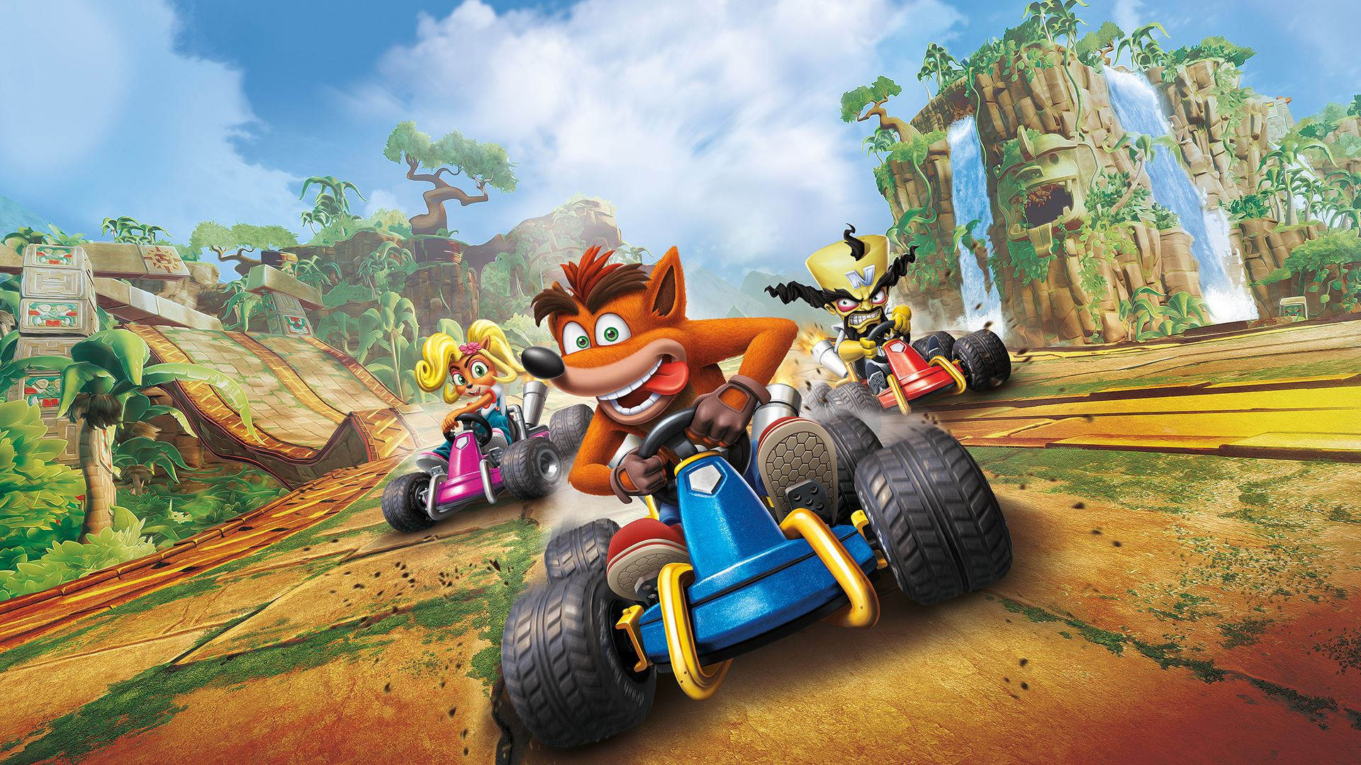 Buy Crash Team Racing Nitro Fueled Bonus In game Item 1920x1080