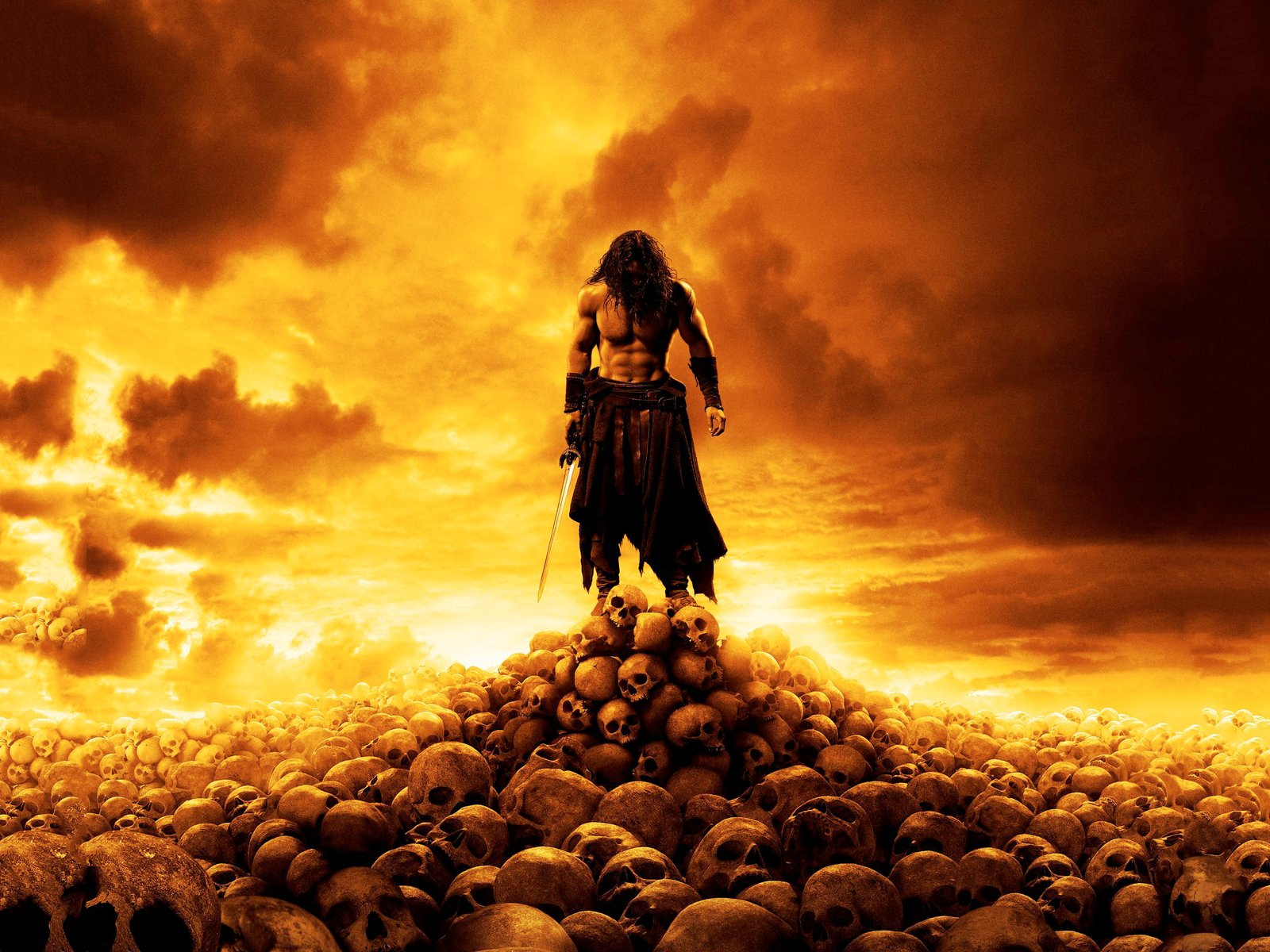 Exclusive Conan The Barbarian 3D Wallpapers   Movie Wallpapers 1600x1200