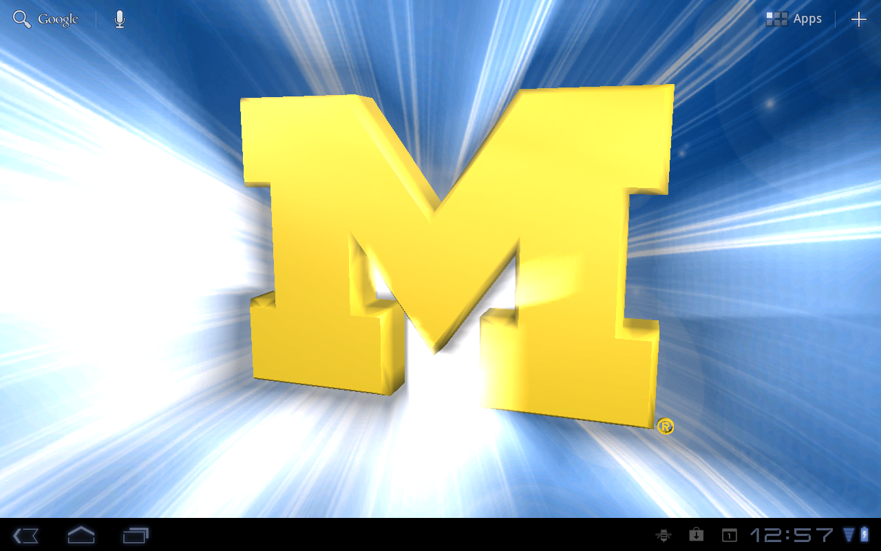 Michigan Wolverines LWP Tone   Android Apps on Google Play 1280x800