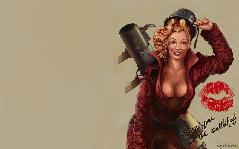 47 Pin Up Hd Wallpaper On Wallpapersafari